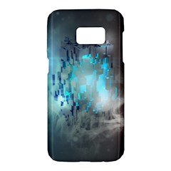 Something Light Abstraction  Samsung Galaxy S7 Hardshell Case