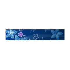 Abstraction Pattern Color  Flano Scarf (mini)