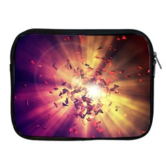 Shards Explosion Energy  Apple Ipad 2/3/4 Zipper Cases