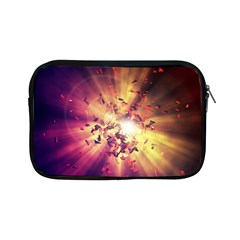 Shards Explosion Energy  Apple Ipad Mini Zipper Cases