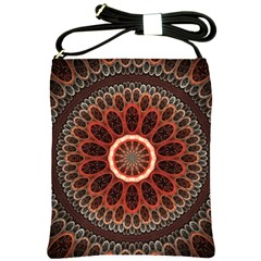 2240 Circles Patterns Backgrounds 3840x2400 Shoulder Sling Bags