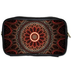 2240 Circles Patterns Backgrounds 3840x2400 Toiletries Bags