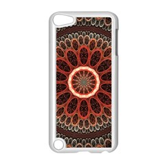 2240 Circles Patterns Backgrounds 3840x2400 Apple Ipod Touch 5 Case (white)