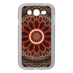 2240 Circles Patterns Backgrounds 3840x2400 Samsung Galaxy Grand Duos I9082 Case (white)