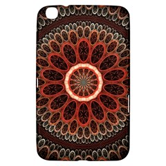 2240 Circles Patterns Backgrounds 3840x2400 Samsung Galaxy Tab 3 (8 ) T3100 Hardshell Case