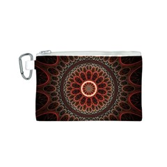 2240 Circles Patterns Backgrounds 3840x2400 Canvas Cosmetic Bag (s)