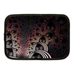 Patterns Surface Shape Netbook Case (medium)