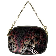 Patterns Surface Shape Chain Purses (one Side)