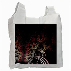 Patterns Surface Shape Recycle Bag (one Side)