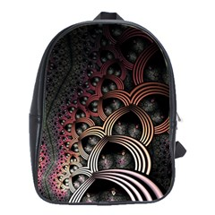 Patterns Surface Shape School Bag (large)