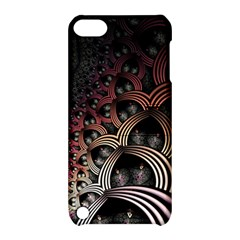 Patterns Surface Shape Apple Ipod Touch 5 Hardshell Case With Stand