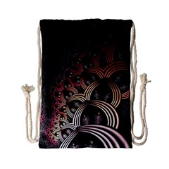 Patterns Surface Shape Drawstring Bag (small)