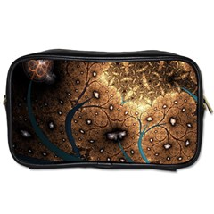 Line Pattern Shape  Toiletries Bags 2 Side