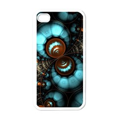 Spiral Background Form 3840x2400 Apple Iphone 4 Case (white)