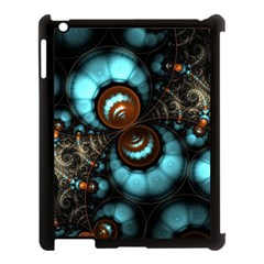 Spiral Background Form 3840x2400 Apple Ipad 3/4 Case (black)