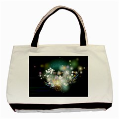 Abstraction Color Pattern 3840x2400 Basic Tote Bag (two Sides)