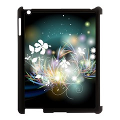 Abstraction Color Pattern 3840x2400 Apple Ipad 3/4 Case (black)