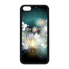 Abstraction Color Pattern 3840x2400 Apple Iphone 5c Seamless Case (black)