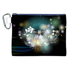 Abstraction Color Pattern 3840x2400 Canvas Cosmetic Bag (xxl)