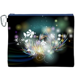 Abstraction Color Pattern 3840x2400 Canvas Cosmetic Bag (xxxl)