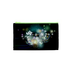 Abstraction Color Pattern 3840x2400 Cosmetic Bag (xs)