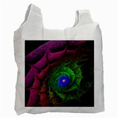 Immersion Light Color  Recycle Bag (one Side)