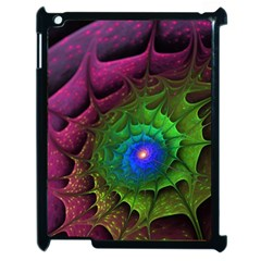 Immersion Light Color  Apple Ipad 2 Case (black)