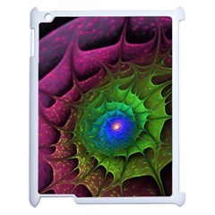 Immersion Light Color  Apple Ipad 2 Case (white)