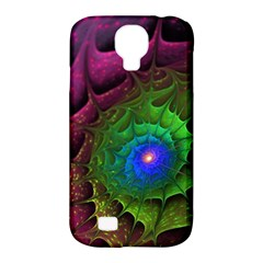 Immersion Light Color  Samsung Galaxy S4 Classic Hardshell Case (pc+silicone)