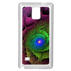 Immersion Light Color  Samsung Galaxy Note 4 Case (white)