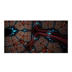 Surface Grid Lines  Satin Wrap