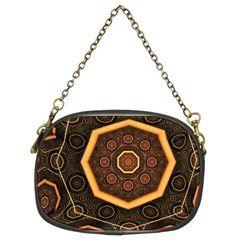 Light Surface Lines  Chain Purses (two Sides)