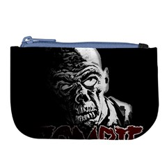 Zombie Large Coin Purse