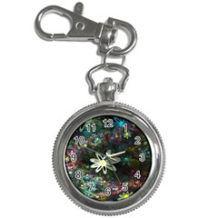 Flowers Fractal Bright 3840x2400 Key Chain Watches