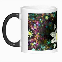 Flowers Fractal Bright 3840x2400 Morph Mugs