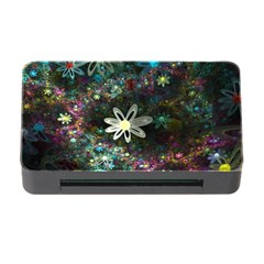Flowers Fractal Bright 3840x2400 Memory Card Reader With Cf