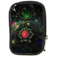 Shapes Circles Flowers  Compact Camera Cases
