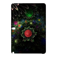 Shapes Circles Flowers  Samsung Galaxy Tab Pro 10 1 Hardshell Case