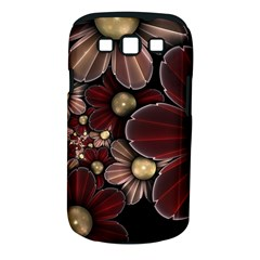 Flower Background Line Samsung Galaxy S Iii Classic Hardshell Case (pc+silicone)