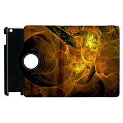 Spot Background Dark  Apple Ipad 3/4 Flip 360 Case