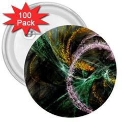 Connection Background Line 3  Buttons (100 Pack)