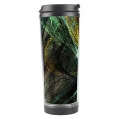 Connection Background Line Travel Tumbler