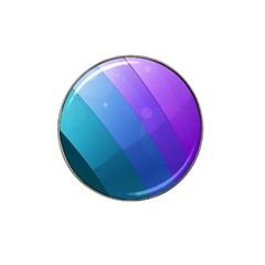 Line Glare Light 3840x2400 Hat Clip Ball Marker (10 Pack)