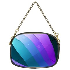 Line Glare Light 3840x2400 Chain Purses (two Sides)