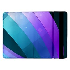 Line Glare Light 3840x2400 Samsung Galaxy Tab Pro 12 2  Flip Case