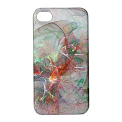 Shroud Clot Light  Apple Iphone 4/4s Hardshell Case With Stand