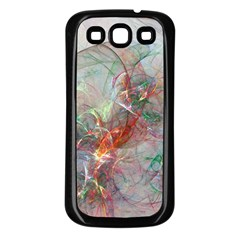 Shroud Clot Light  Samsung Galaxy S3 Back Case (black)