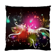 Plant Patterns Colorful  Standard Cushion Case (two Sides)