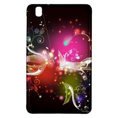 Plant Patterns Colorful  Samsung Galaxy Tab Pro 8 4 Hardshell Case