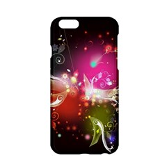 Plant Patterns Colorful  Apple Iphone 6/6s Hardshell Case